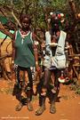 Tribu Banna. Valle Omo, Etiopia