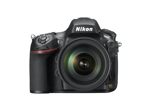 Nikon D800 Full frame 36,3 Mp